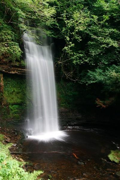 Waterfall at Glencar