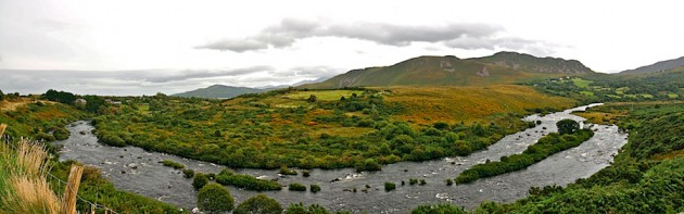 River near Kilorglin
