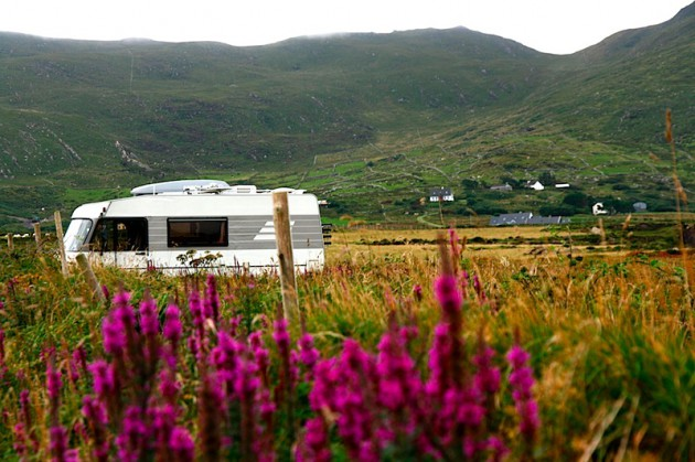 Our Ring of Kerry wildcamp