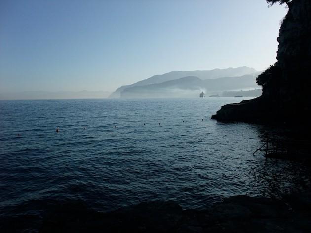 The 'beach'