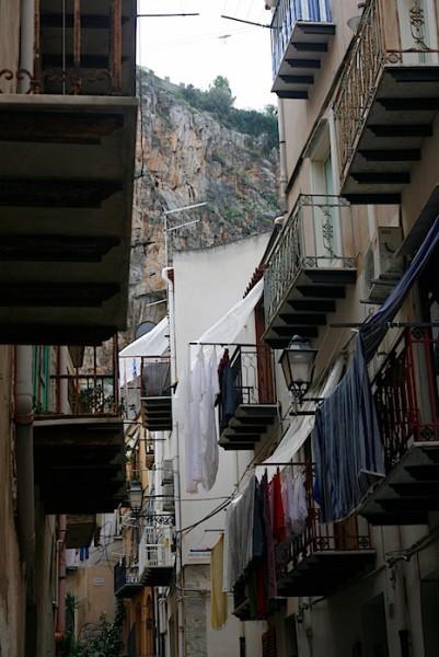 Cefalu alleys