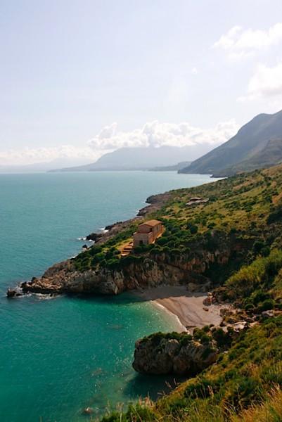 Zingaro National Park coastline