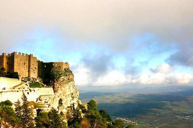 Castello di Vinere, Erice