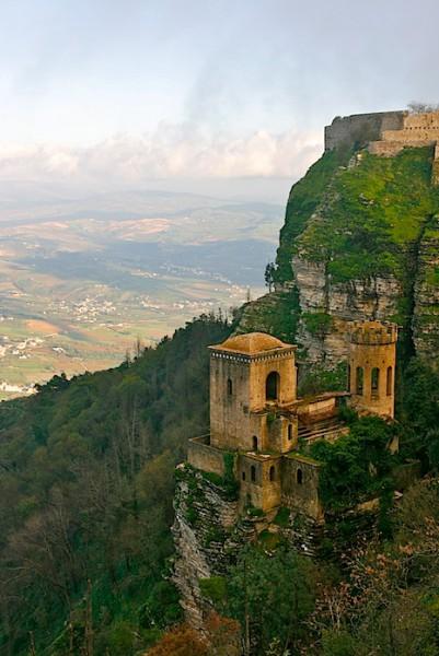 Pepoli Castle, Erice