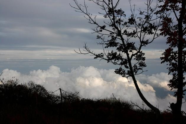 Near the Valle de Bove and Mount Zoccolaro