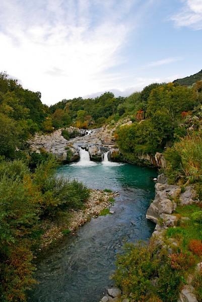 The Alcantara River