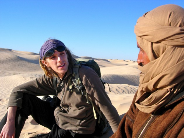 Talking with the camel-wrangler