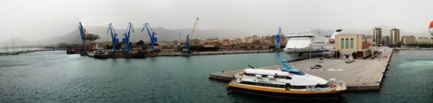 Palermo's docks