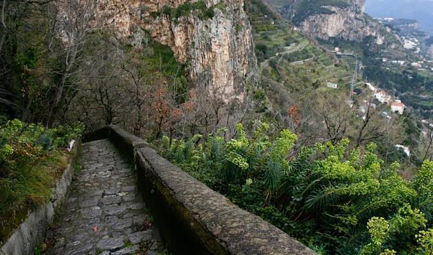 Path to Amalfi (eventually)