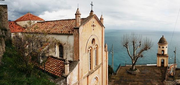 The church in Lone