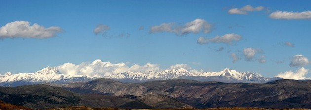 Snowy Apennines