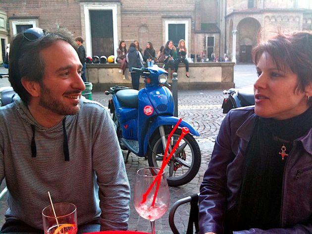 Friends in Padova