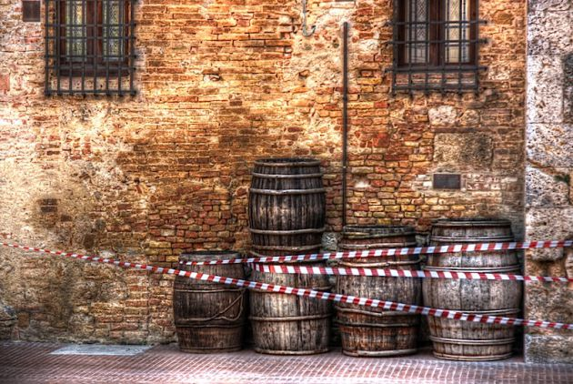 San Gimignano HDR, 2