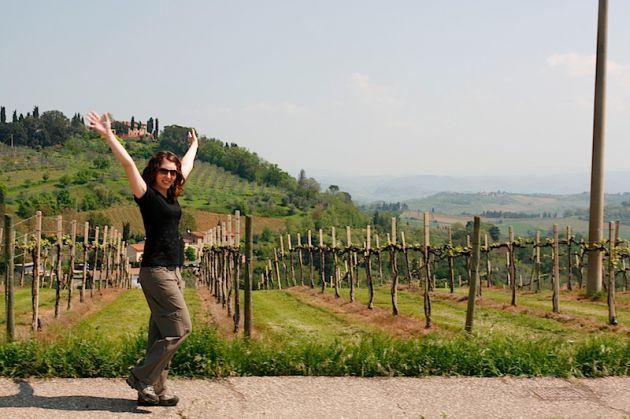 Tuscany Hike HDR