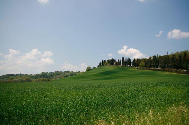 Tuscany Hike HDR, 2