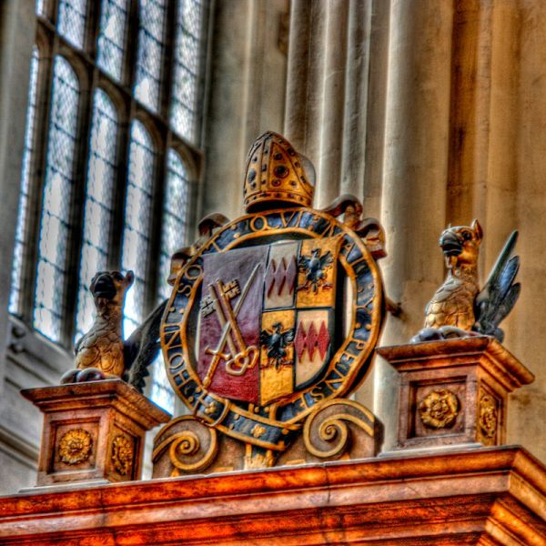 Bath Abbey, HDR