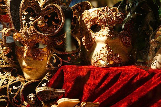 Carnevale Masks - Venice