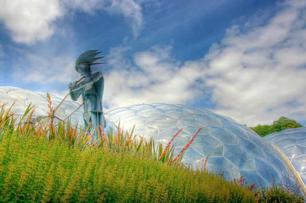 The Eden Project, HDR