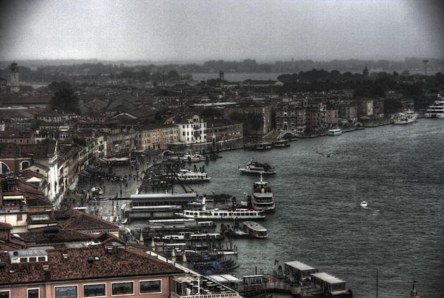 Venice - Canale di San Marco, HDR