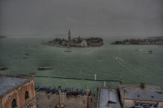 Venice - Isola di San Giorgio Maggiore, HDR