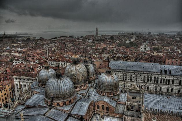 Venice - San Marco Basilica, HDR