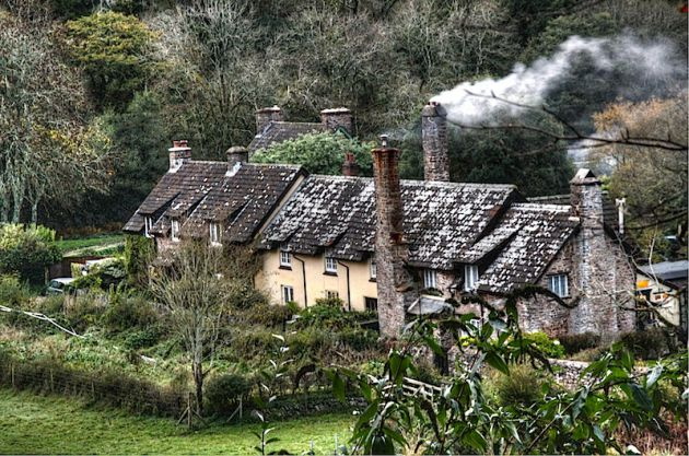 Exmoor National Park Devon UK Cottage