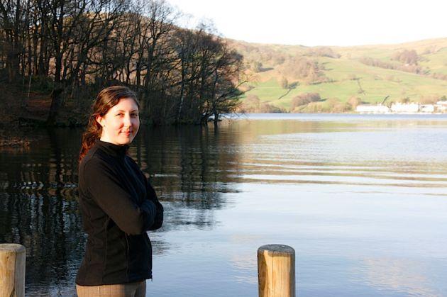 Katherine and Lake Windermere