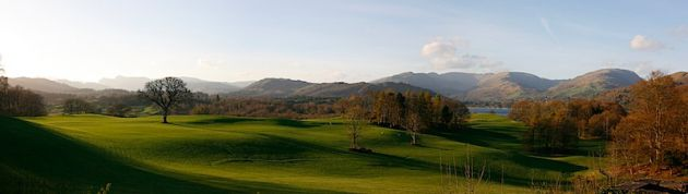View from Wray Castle