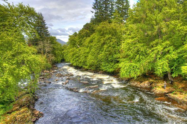 River Dochart, Killin