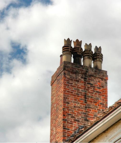 Chimneys of York HDR