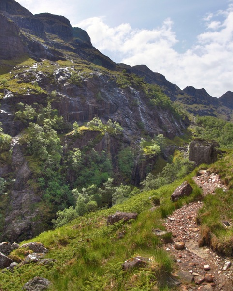 The Lost Valley, Glencoe