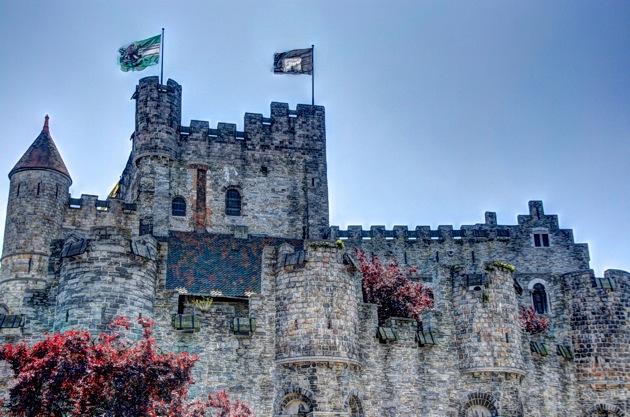 Castle, Gent