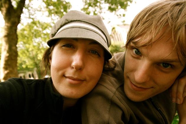 Technomadics Katherine and Mike