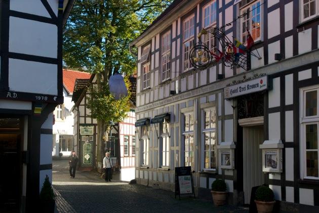 Tecklenburg alley