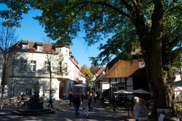 Tecklenburg square