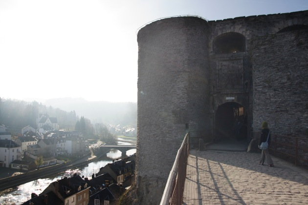 Fort at Bouton