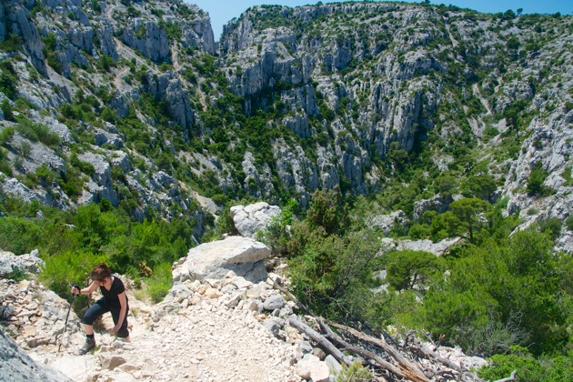 Hiking Calanques-2