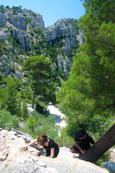 Hiking Calanques