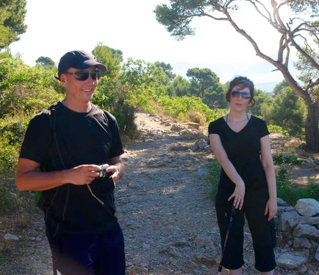Hiking Cassis