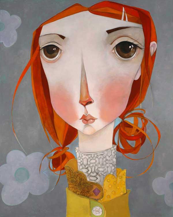 Melissa Peck Original Art 2