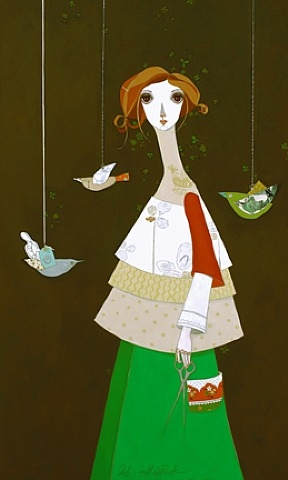 Melissa Peck Original Art 3